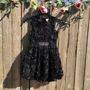 Other - GIRLS Children's Place black ruffle like dress
